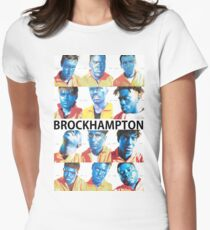 BrockHampton Women's Fitted T-Shirt