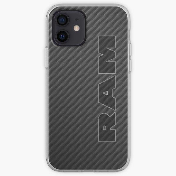 Ram Carbon F iPhone Soft Case