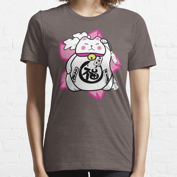 Superstitious Cat Essential T-Shirt