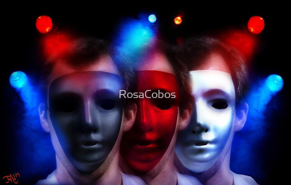 SilencedTriad by RosaCobos