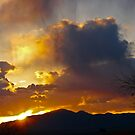 Sunrise in Green Valley, Arizona by Linda Gregory