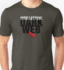 Intellektuelles dunkles Netz. IDW Ultimate Rebellion Slim Fit T-Shirt