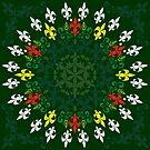 roue de lys (version coleur) by HoremWeb
