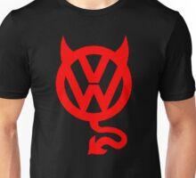 VW DEVIL LOGO Unisex T-Shirt