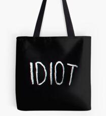 Idiot 3D Tote Bag