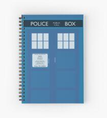 Doo Wee Ooh Spiral Notebook