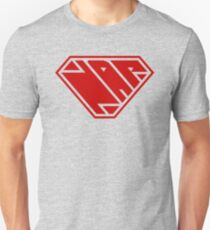 Power Nap (Red) Slim Fit T-Shirt