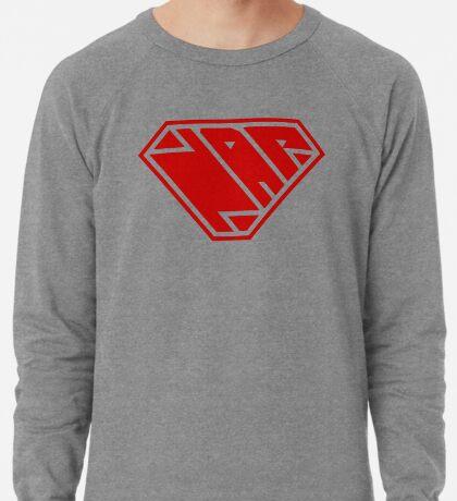 Power Nap (Red) Lightweight Sweatshirt