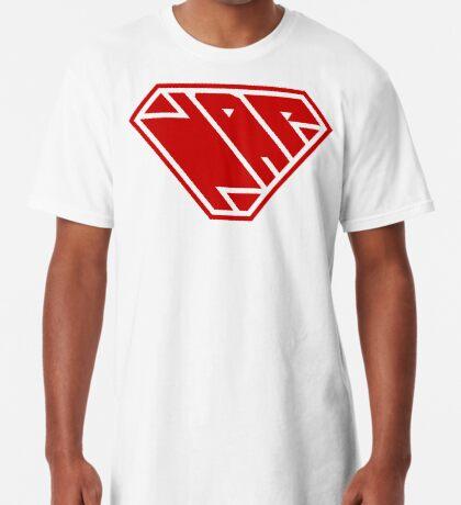 Power Nap (Red) Long T-Shirt