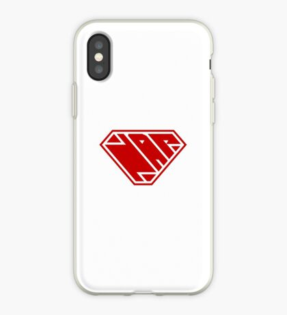 Power Nap (Red) iPhone Case