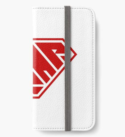 Power Nap (Red) iPhone Wallet