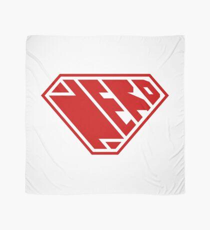 Nerd SuperEmpowered (Red) Scarf