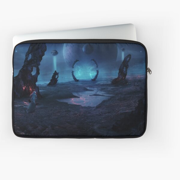 Exploration Laptop Sleeve
