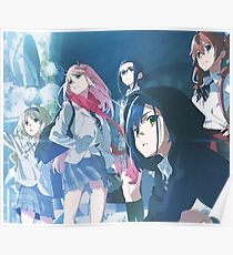 Darling in The Franxx Squad Poster Poster