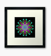 From the Point of Creation Framed Print