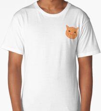 Kawaii Cat Long T-Shirt
