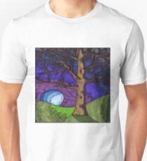 Tree Brown Unisex T-Shirt