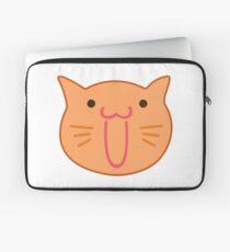 Happy Cat Laptop Sleeve