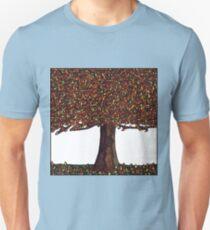 Tree Orange Unisex T-Shirt