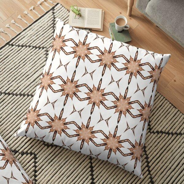 pattern, design, tracery, weave, decoration, motif, marking, ornament, ornamentation, #pattern, #design, #tracery, #weave, #decoration, #motif, #marking, #ornament, #ornamentation Floor Pillow