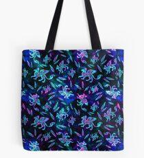 Gryphon Batik - Jewel Tones Tote Bag