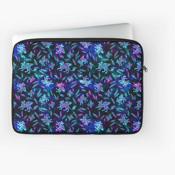 Gryphon Batik - Jewel Tones Laptop Sleeve