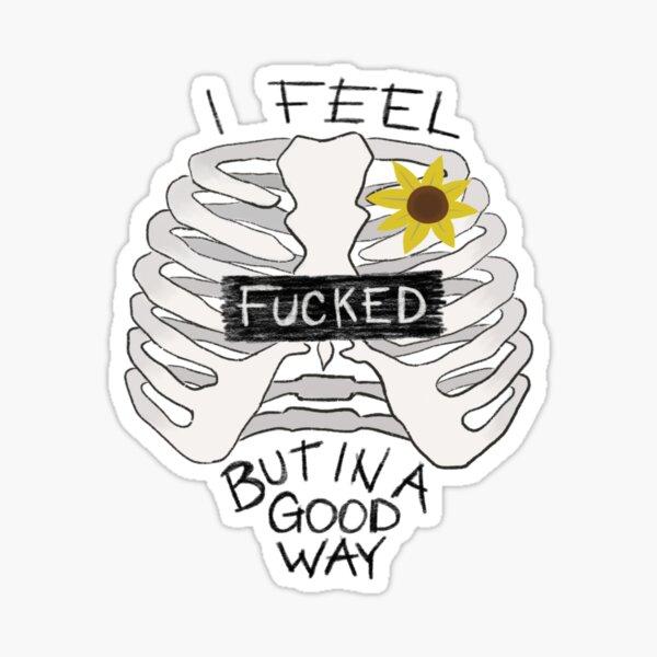 TFB - Skeleton Sticker