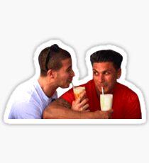 Vinny & Pauly D Sticker Sticker