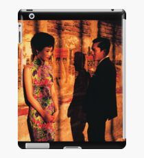In the Mood for Love iPad Case/Skin