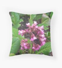 pinkbells?? Throw Pillow