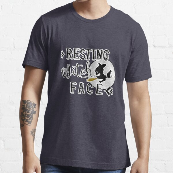resting witch face Essential T-Shirt