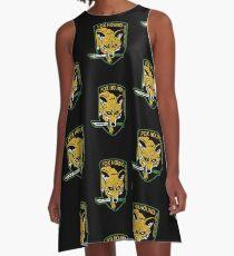 Foxhound A-Line Dress