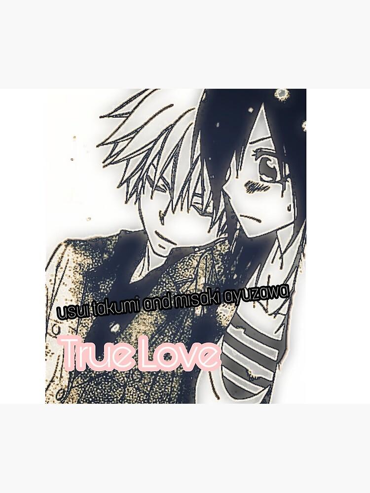 misaki ayuzawa and usui takumi by bpho21