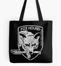 Foxhound (Variant) Tote Bag