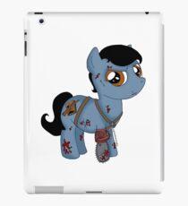 Evil dead Ash MLP iPad Case/Skin