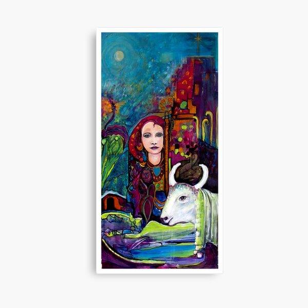 Ishtar Canvas Print