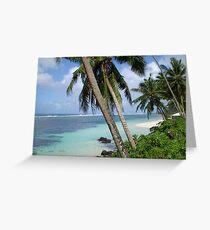 Return to Paradise Greeting Card