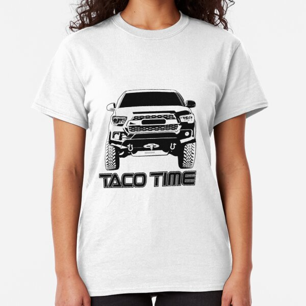 Taco Time- Toyota Tacoma 3rd Gen Classic T-Shirt