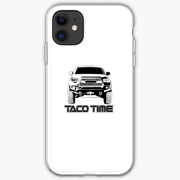 Taco Time- Toyota Tacoma 3rd Gen iPhone Soft Case
