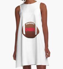 Kansas City Chiefs  A-Line Dress