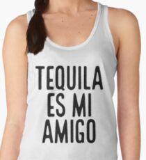 Tequila Es Mi Amigo ~ Latino Spanish Speaker Women's Tank Top