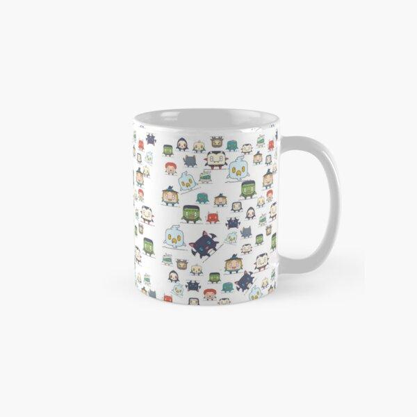 Know Your Monster Classic Mug
