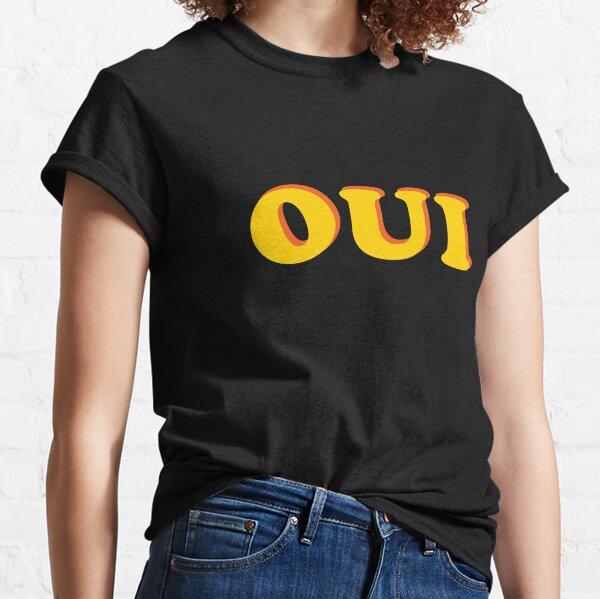 OUI! Camiseta clásica