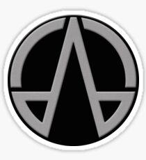 OPA Navy Badge Sticker