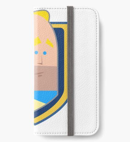 Ser Friend Zone iPhone Wallet