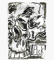 Skull series 1 - l Poster