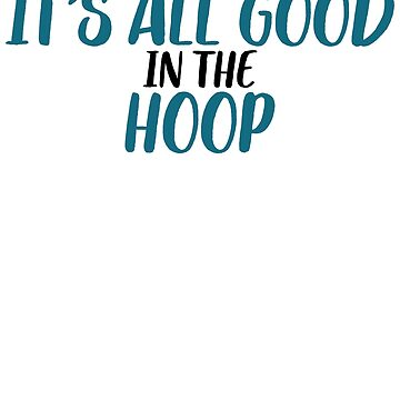 All Good In The Hood Art Joke Sarcastic Meme by ShieldApparel