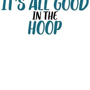 All Good In The Hood Art Joke Sarcastic Meme by ShieldApparel