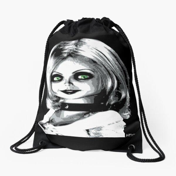 Bride of Chucky Drawstring Bag