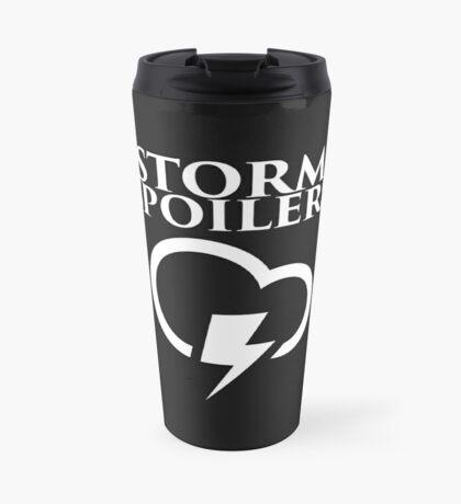 A Storm of Spoilers Logo Travel Mug